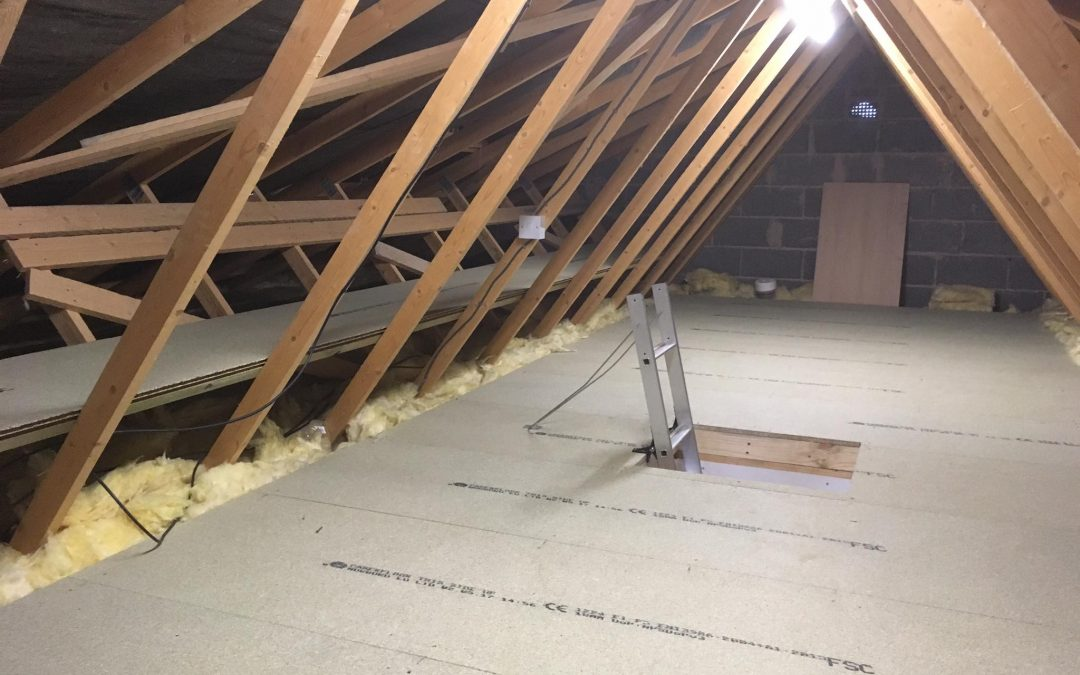 4 Necessary Facts about Loft Boarding!